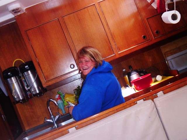 Bordroutine snaedis auf reisen for Einfache küchenm bel
