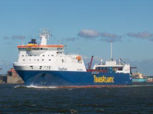 TRANSPAPER der Rederi AB TransAtlantic