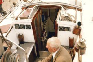Cockpit und Niedergang